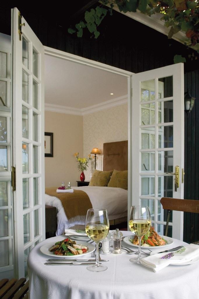 Devon Valley Hotel, Stellenbosch, South Africa
