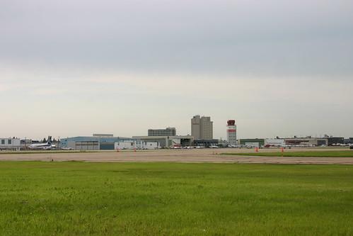 Edmonton City Centre Airport