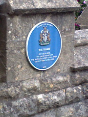 Photo of Blue plaque number 4034