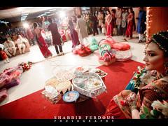 Bangladeshi Wedding (Shabbir Ferdous) Tags: portrait woman color colour girl female bride dance photographer shot celebration dhaka bangladesh bangladeshi canon2470mm28lusm gayeholud canoneos5dmarkii bangladeshiweddingphotographer shabbirferdous bangladeshweddding wwwshabbirferdouscom shabbirferdouscom