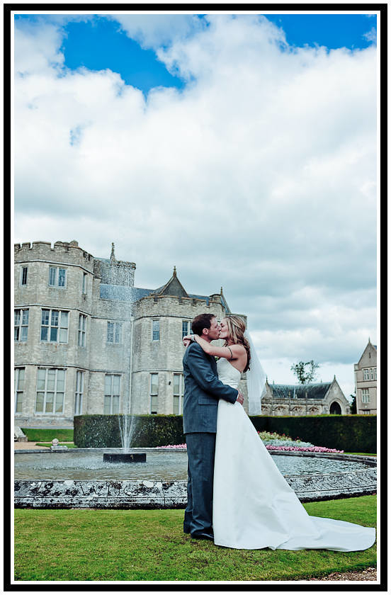 Canford School, Dorset Wedding Photographer