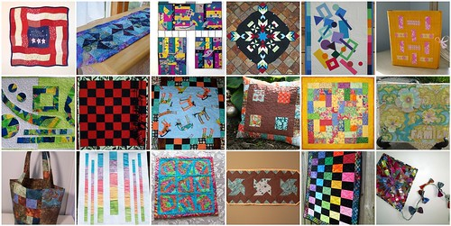 Rectangle Challenge - Project QUILTING Entries