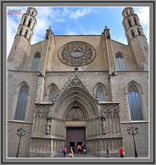 Santa Maria del Mar (Barcelona)