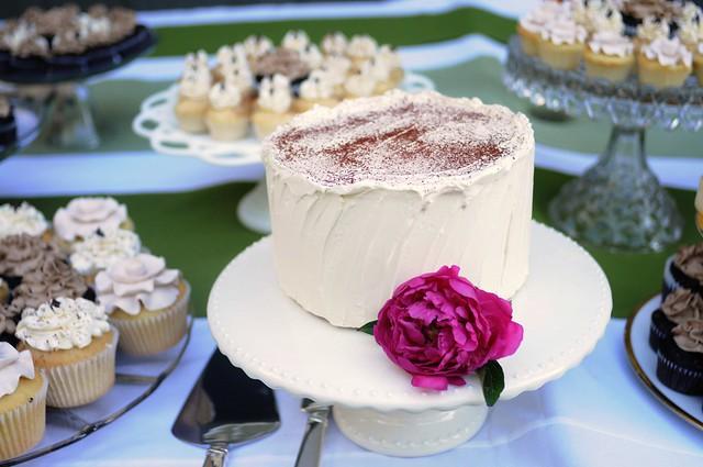Tiramisu Cutting Cake