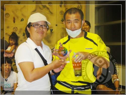 九月百香QQ杯攀岩賽110