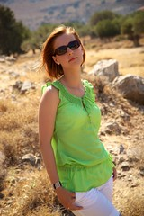 my love (denmaus) Tags: holiday love girl beauty pose greece rodos efs1755mmf28isusm