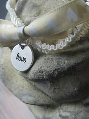 BRACELET CADEAU MEDAILLE LOVE AMOUR