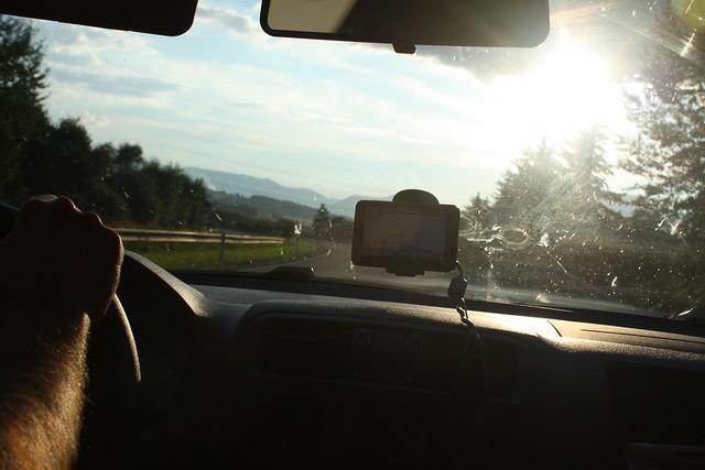Vuelta a Bratislava, hacia donde nos lleva el trazo incierto