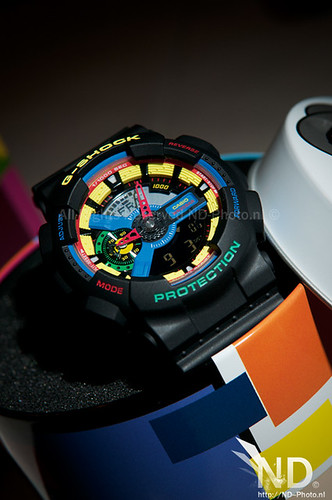 Casio G-Shock Dee Ricky Limited Edition #1