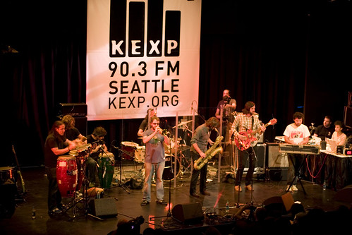 Budos Band KEXP Studio Sessions