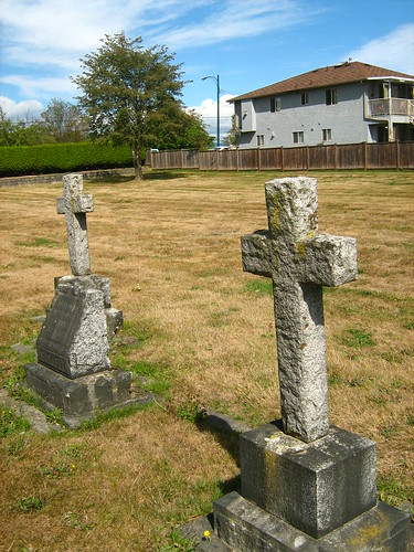 Graveyard Crosses
