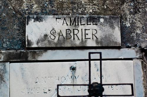 Famille Sabrier