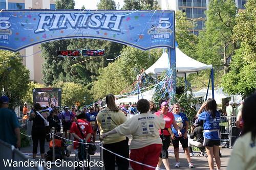Lil' Sis Ran the Disneyland Half Marathon 6