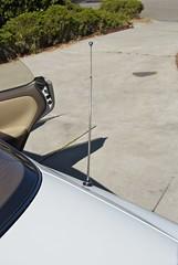 Antenna Mast Replacement