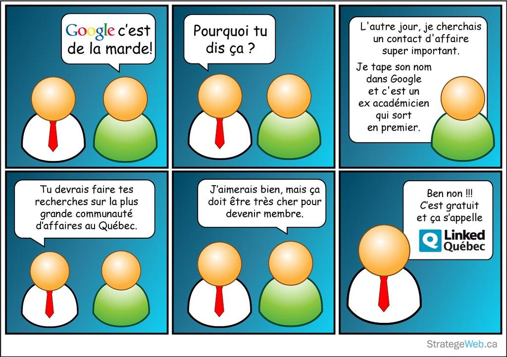 BD Linked Québec