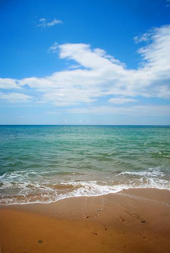 Belle spiagge sulla Costiera Cilentana: il Lido delle Tartarughe a Ogliastro Marina