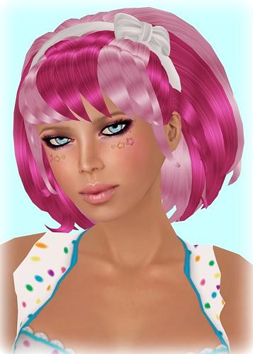 *katat0nik* Bobbie Hair