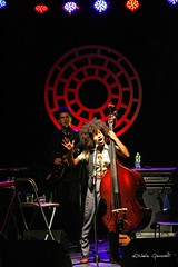 "Esperanza Spalding @ Locus 2010 • <a style=""font-size:0.8em;"" href=""http://www.flickr.com/photos/79756643@N00/4971473232/"" target=""_blank"">View on Flickr</a>"