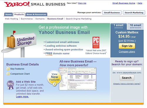 Yahoo Small Business Web Hosting by Bathroom Improvement