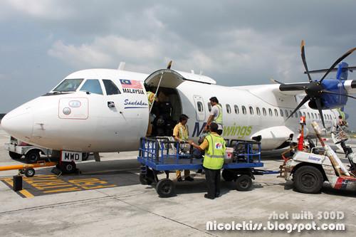 maswings fokker plane