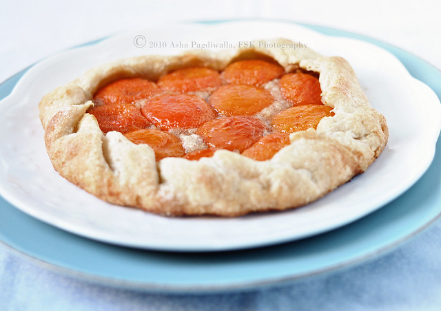 Apricot Galette