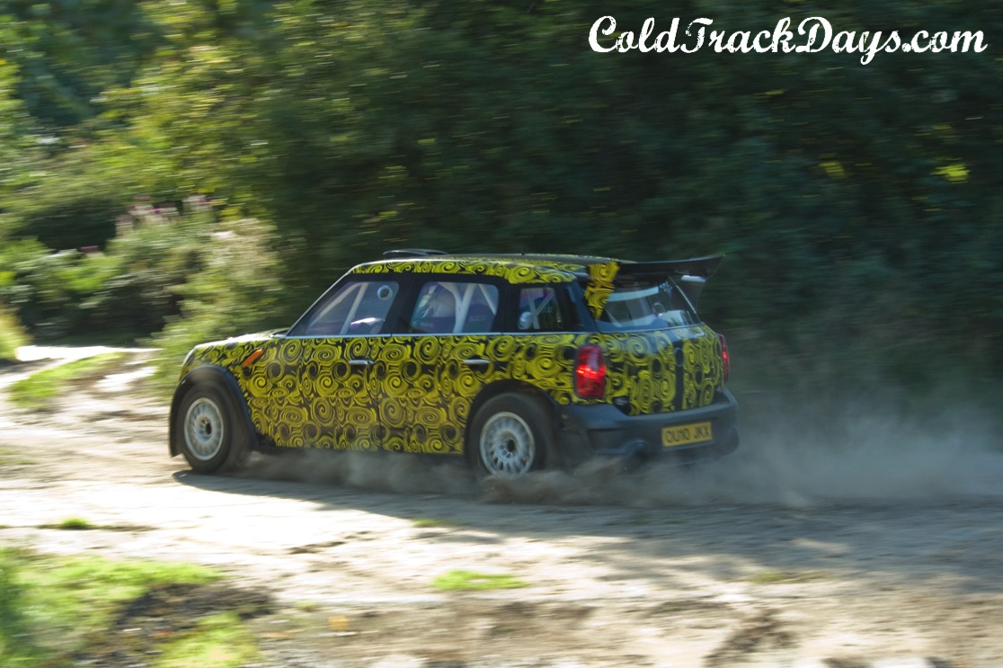 NEWS // MINI COUNTRYMAN TO RACE IN WRC!?