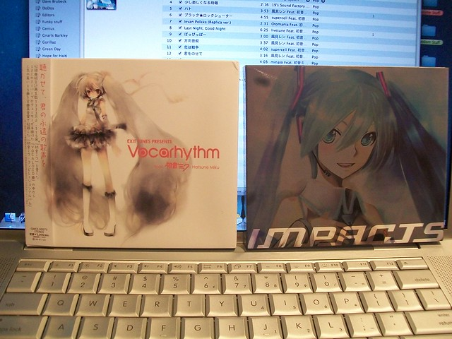 Impacts and Vocarhythm