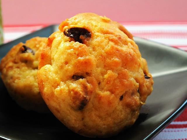 IMG_2553 Orange Raisin Muffins
