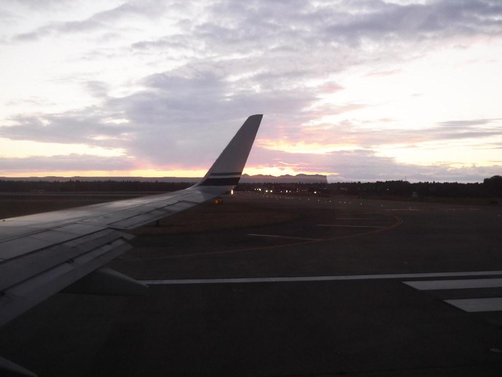 seattle airplane