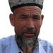 Uyghur shoe repairer
