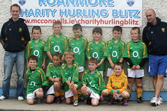 2010 Roanmore Charity Hurling Blitz  Rathgarogue Cushinstown (Liam Cheasty) Tags: blitz waterford hurling 2010 roanmore liamcheasty wwwliamcheastycom
