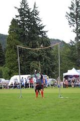 Gewichthochwurf (Weight for Height) (pliosaurier) Tags: highlandgames birnam schottland weightforheight