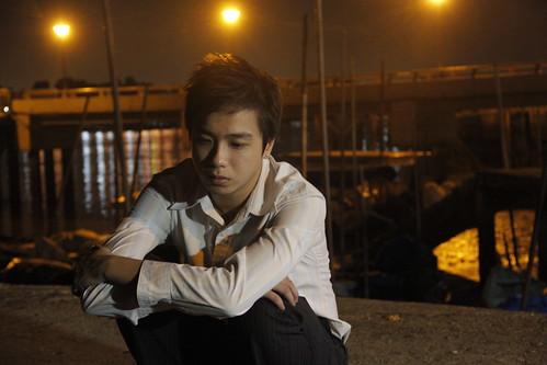 [INHALATION] Seng (Ernest Chong Shun Yuan) broods