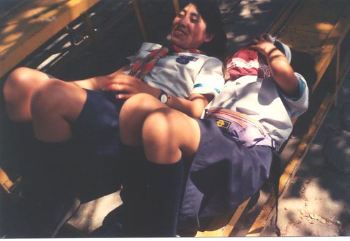 Gaby y Lei