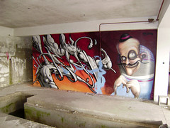 Heat-Zero (Fat Heat .hu) Tags: graffiti 3d character fat eger heat zero spraycanart cfs comicstyle coloredeffects fatheat