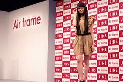 JINS Air frame3 発表会