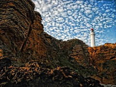 Lighthouse @ Aireys Inlet (JDC6) Tags: lighthouse coast victoria greatoceanroad hdr aireysinlet