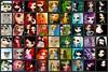 new rainbow family collage white: Eve (eos)