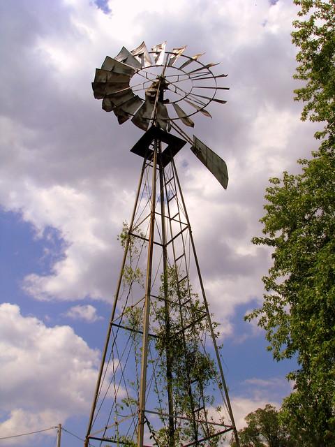 Hurricane Mills Windmill