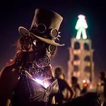Steampunk at Burning Man