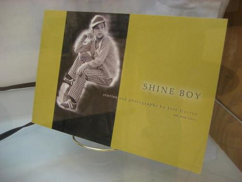 Shine Boy by Jose Galvez
