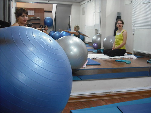 Pilates Training