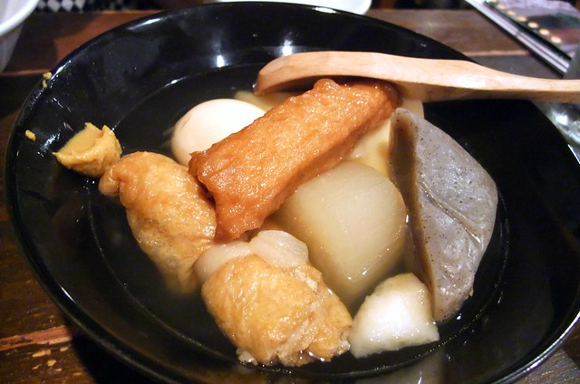 Oden-Mori (Assorted Japanese Fish Balls and Rice Cakes)