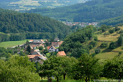 Breitenbach et Saint-Martin - ses 18 Communes