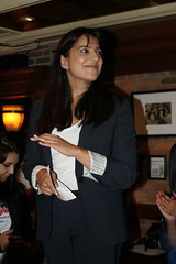 Reshma Saujani, Primary Election Night, 9/14/10