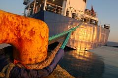 rope mast (Vassilis Adamopoulos) Tags: light port magic ships corinth ambient λιμανι πλατεια φωσ φλοισβοσ κορινθοσ πηγασοσ ξημερωμα
