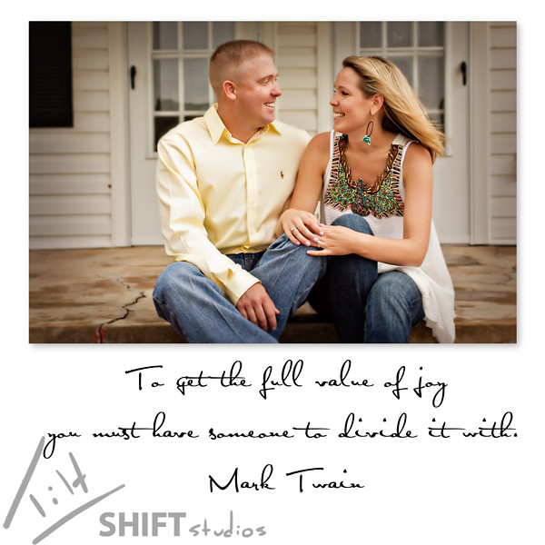 wedding guest book with mark twain quote to get the full vaule of joy you must have someone to divide it with