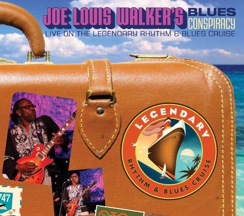 Joe Louis Walker - Live On the Legendary Rhythm & Blues Cruise (CD)