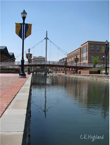 Carroll Creek Linear Park