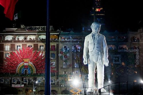 Festejos del Bicentenario de Mexico  (3)
